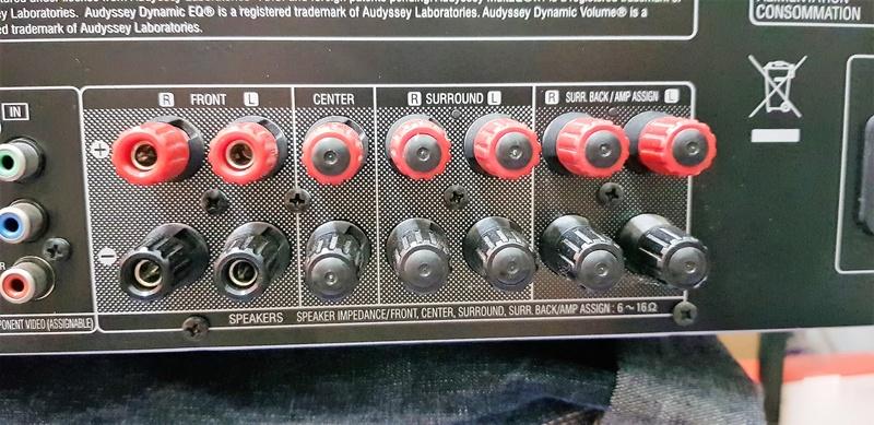 Denon AVR1912 7.1 Channel (Sold) 20180540