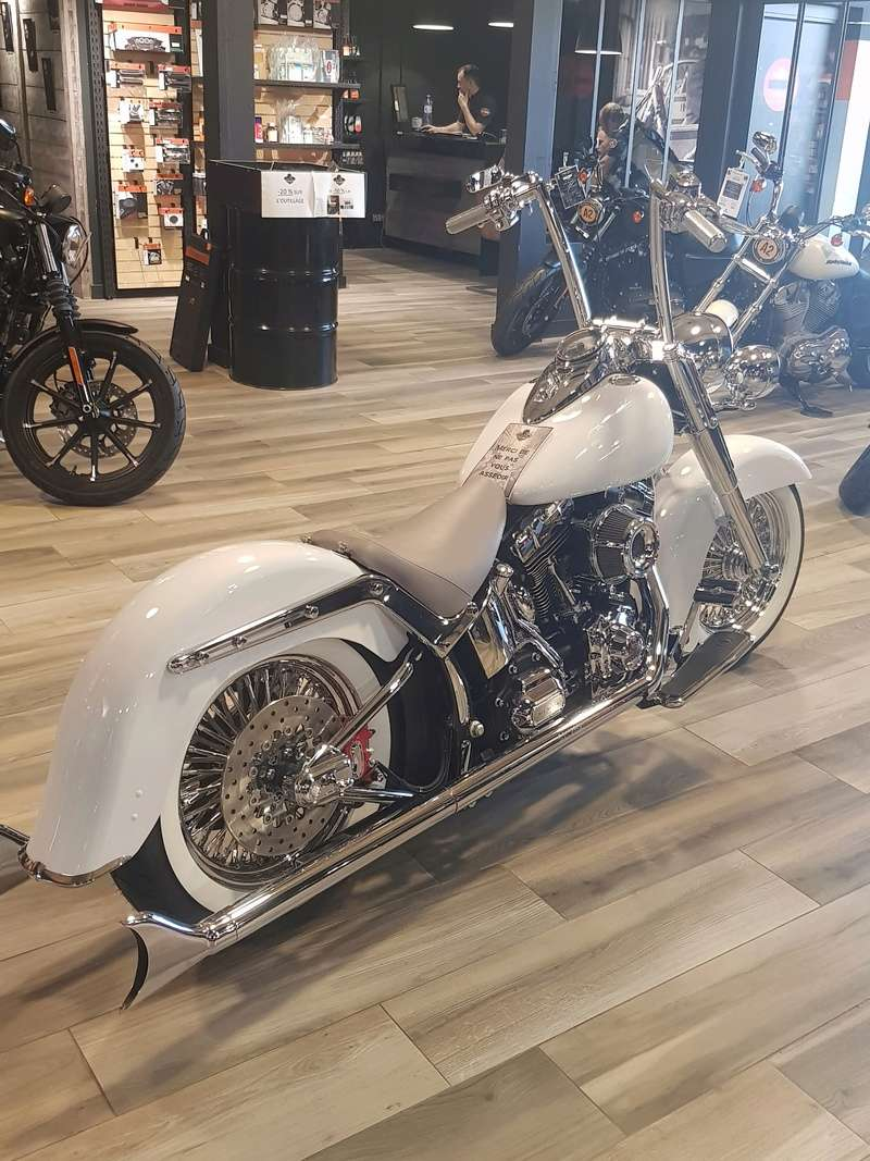 Softail deluxe concession lyon 20180415