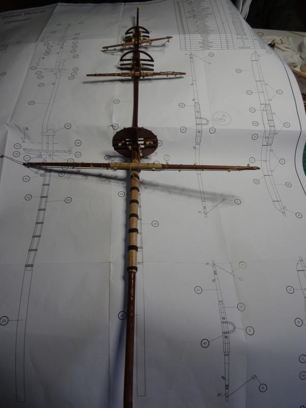 Le Soleil Royal von De Agostini 1 : 70 gebaut von Kurti - Seite 14 Dsc03110