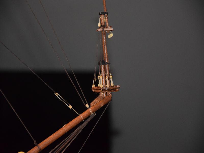 Le Soleil Royal von De Agostini 1 : 70 gebaut von Kurti - Seite 15 T510
