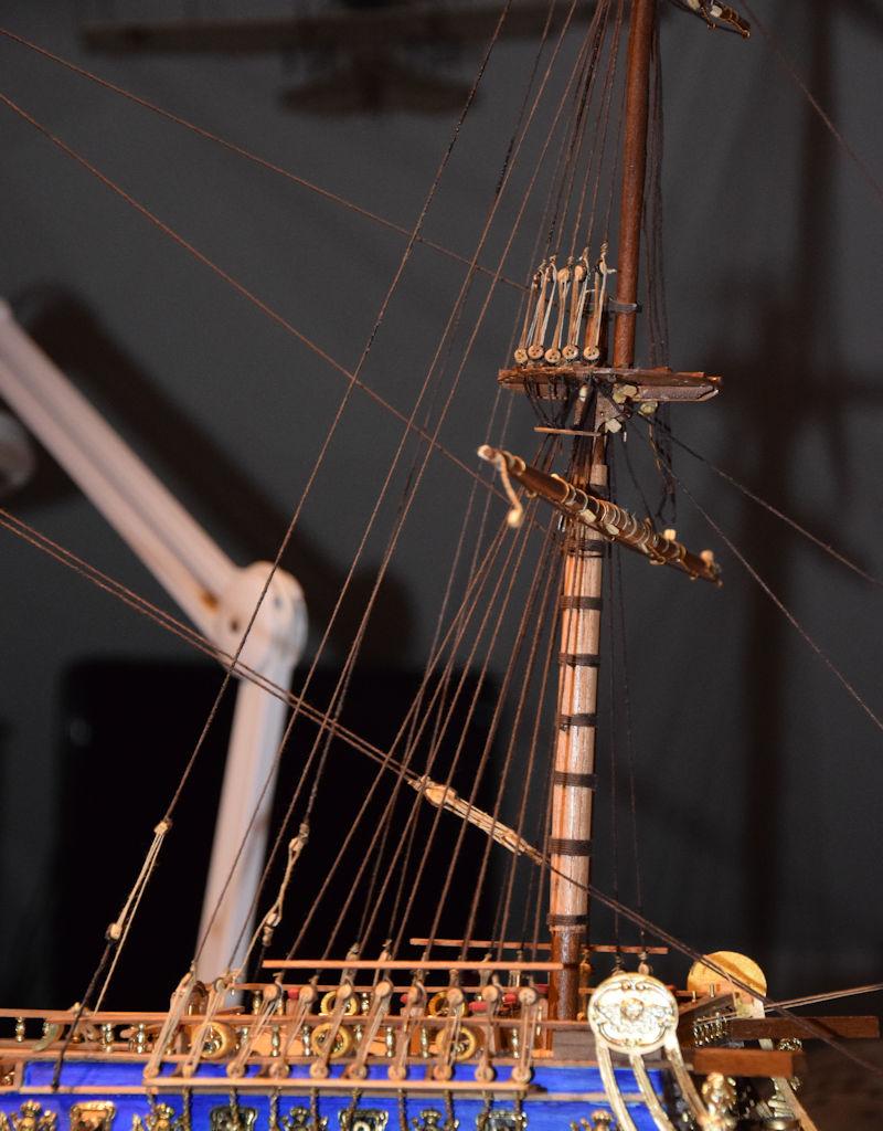 Le Soleil Royal von De Agostini 1 : 70 gebaut von Kurti - Seite 16 T810