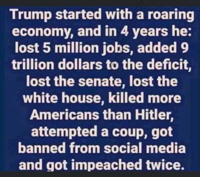 """As President, Trump achieved many """"firsts""""  Fb_im171"""
