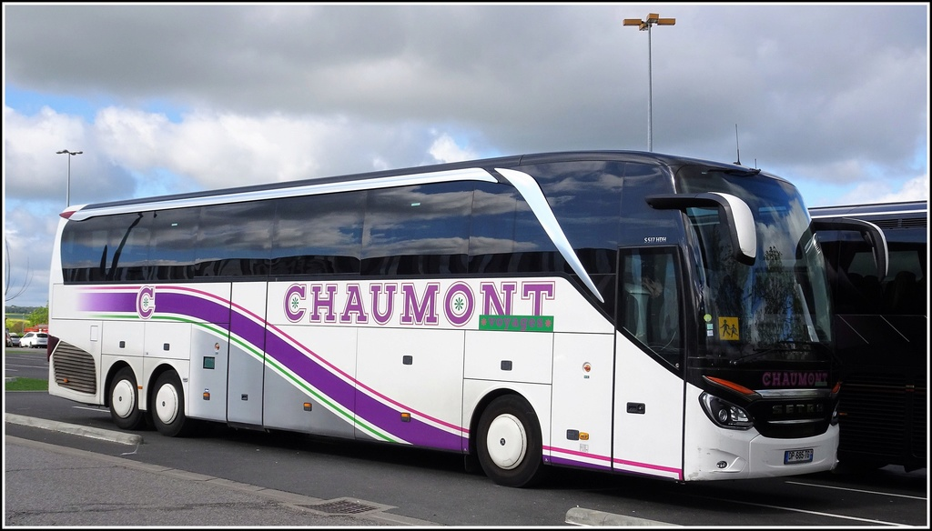 CARS CHAUMONT  (T.T.I.) 40793910