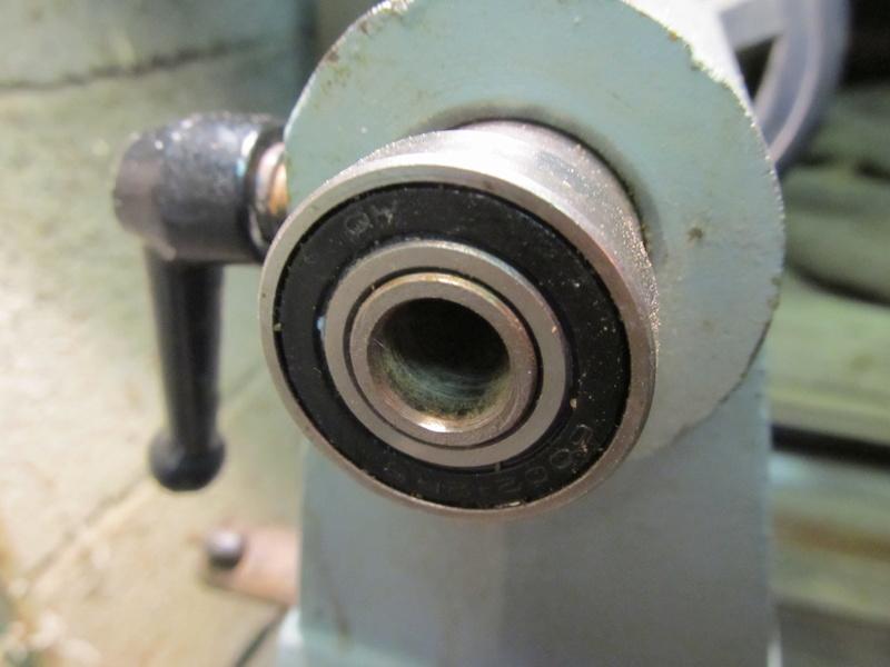 Tour à bois Delta F46-255, un cône morse sur la poupée mobile? Remise31