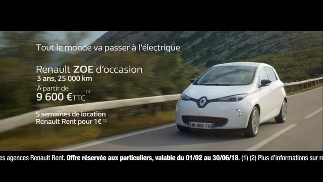 La publicité pour la ZOE est sur les écrans TV - Page 2 2ef56e10