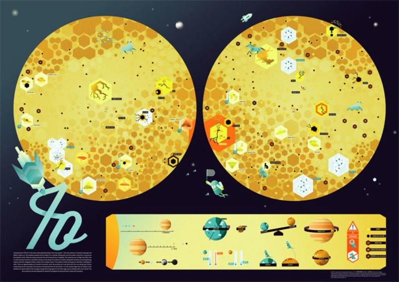 Astronomie : un jeu de cartes pour les enfants  10970310