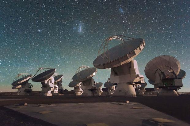 La pollution lumineuse menace le paradis des astronomes  59825710