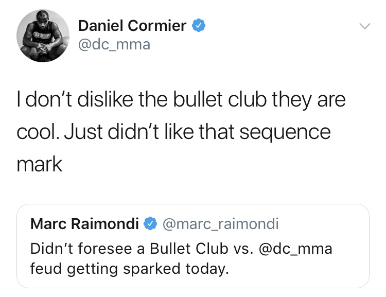 Daniel Cormier vs. The Young Bucks 8066aa10