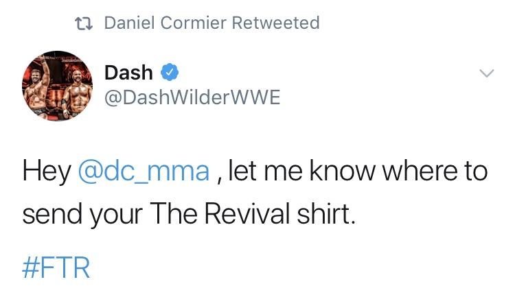 Daniel Cormier vs. The Young Bucks Bc48d610