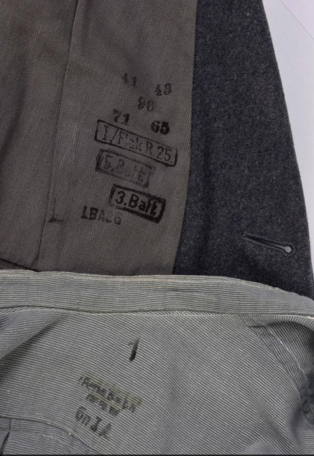 salle des ventes caen vestes allemandes beaucoup de tampons !!! 0710
