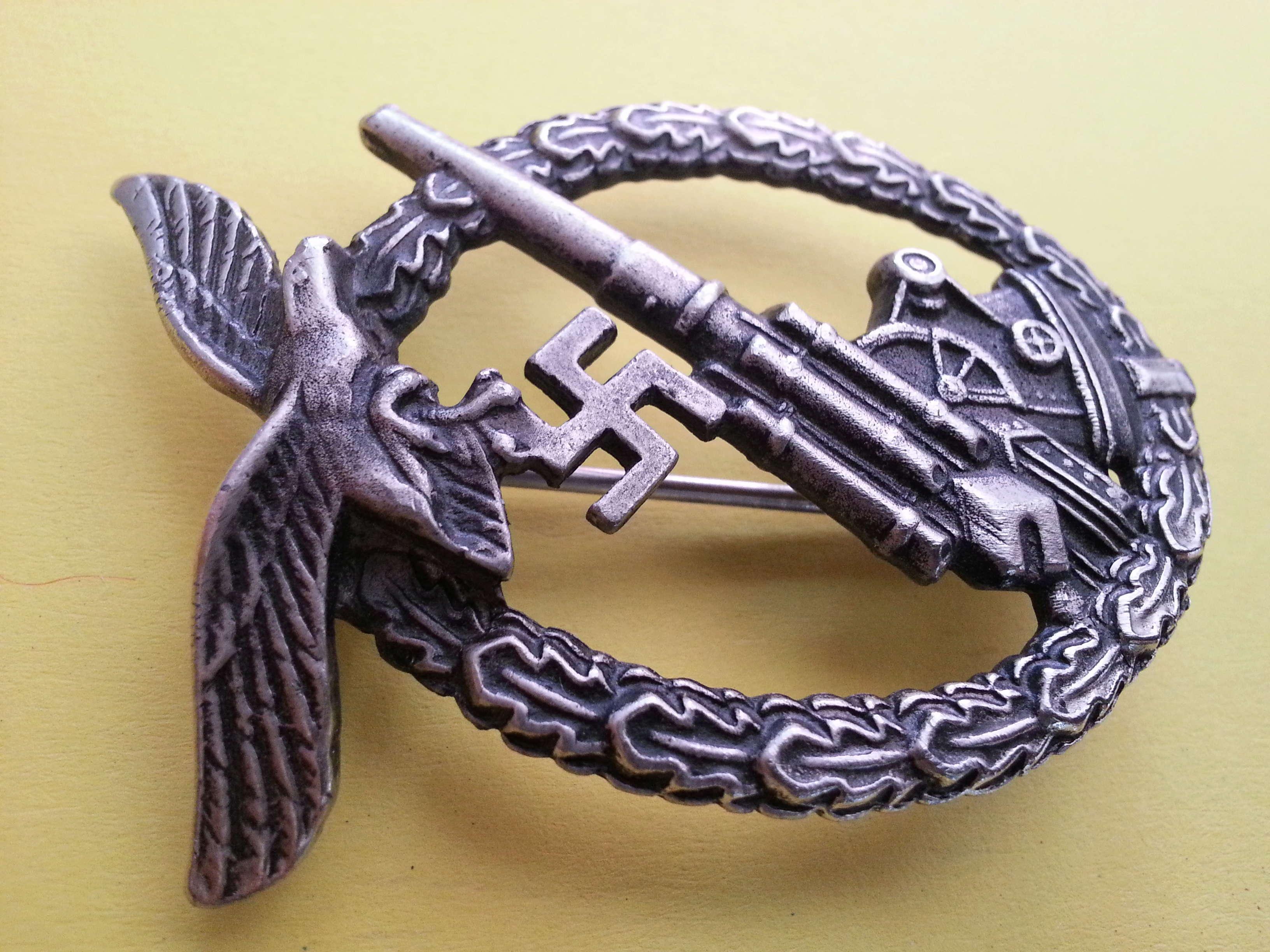 insigne luftwaffe flak 20120517