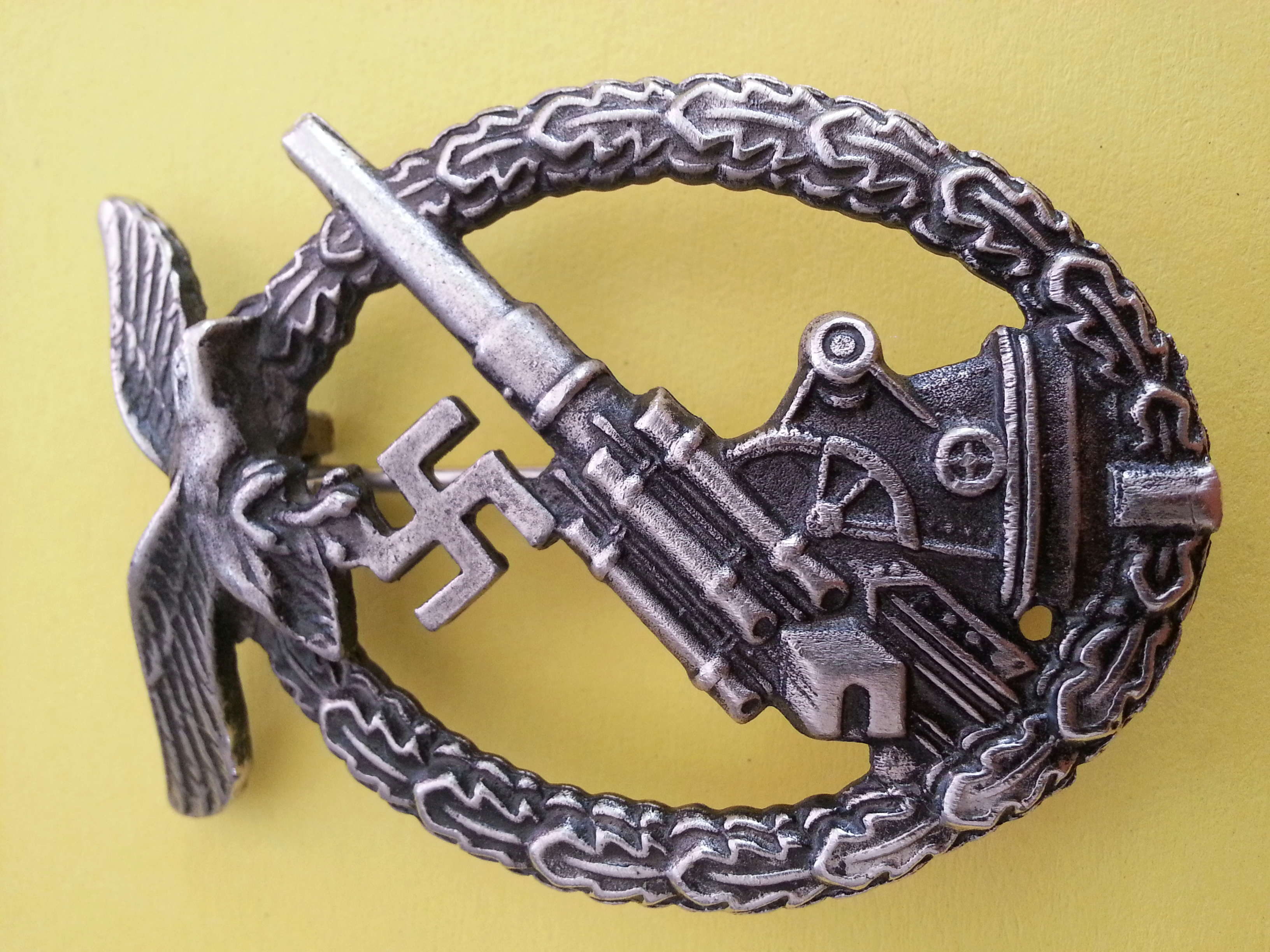 insigne luftwaffe flak 20120518