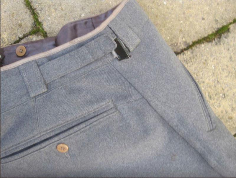 pantalon officier heer 1940 Ll10