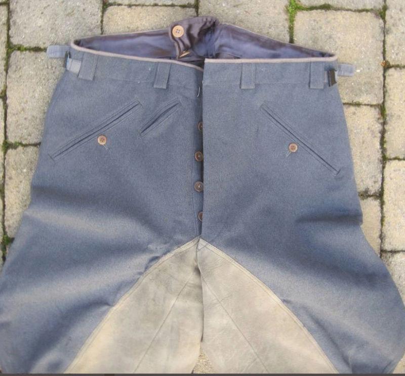 pantalon officier heer 1940 O210