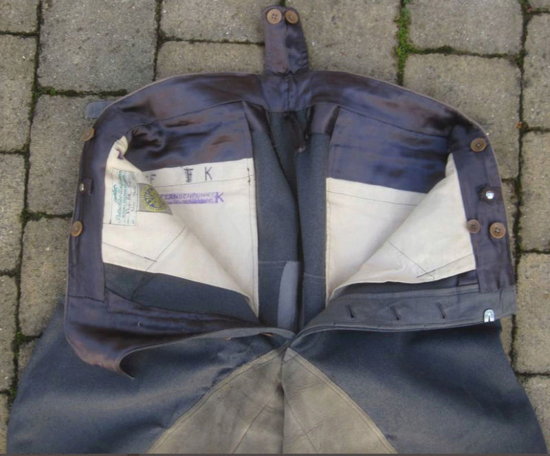 pantalon officier heer 1940 O410