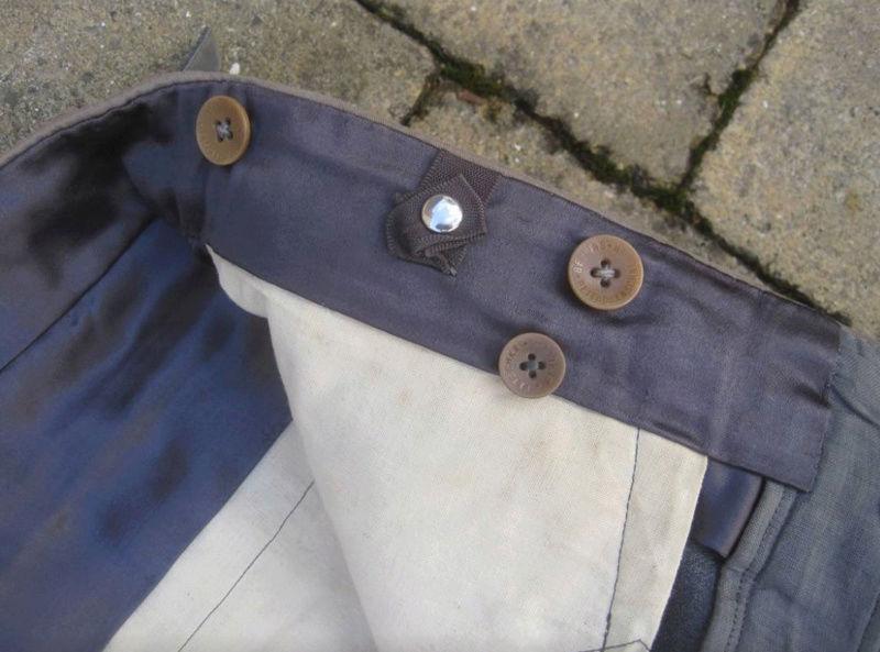 pantalon officier heer 1940 O610