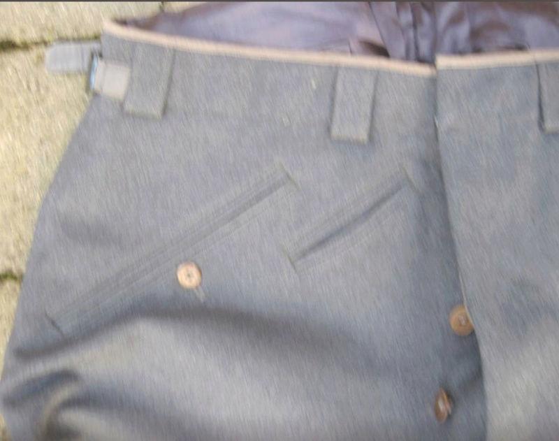 pantalon officier heer 1940 Oo10
