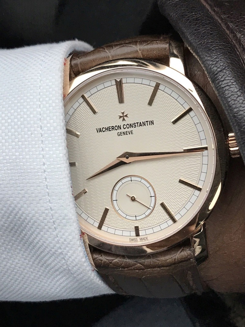 vacheron - Vacheron Constantin Patrimony Traditionnelle or rose... - Page 10 Bf13a810
