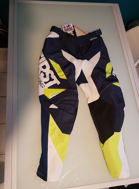 VDS maillots, pantalons, casque NEUF 50% THOR  First racing  20171122