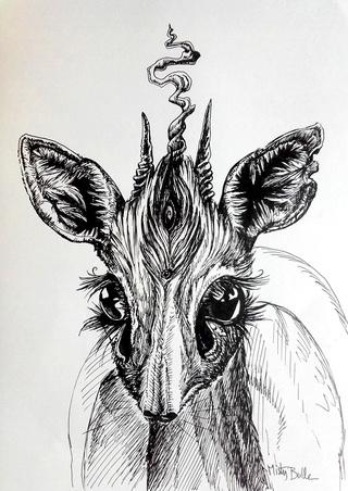 Dragons, chimères et créatures arc-en-ciel - Page 11 Croqui21