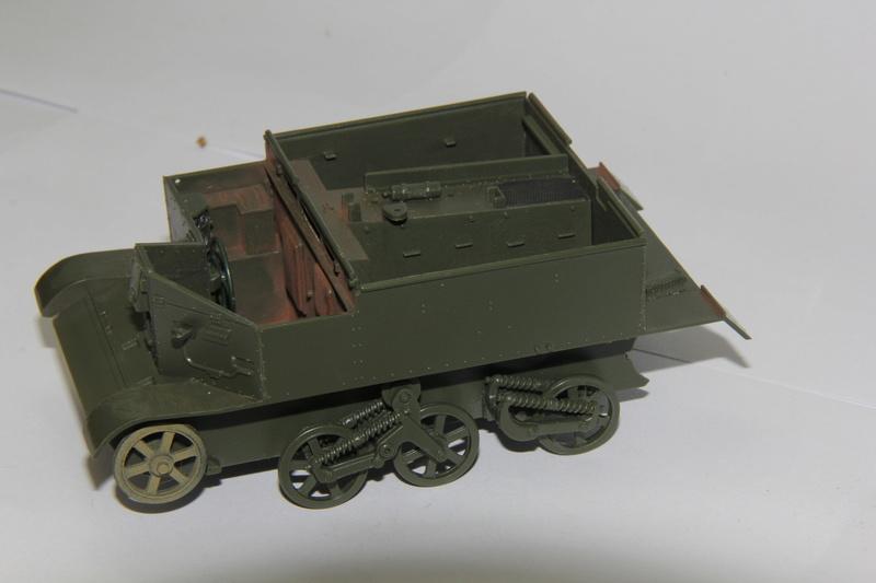 Universal Carrier - Tamiya 1/35 décalcomanies 00110