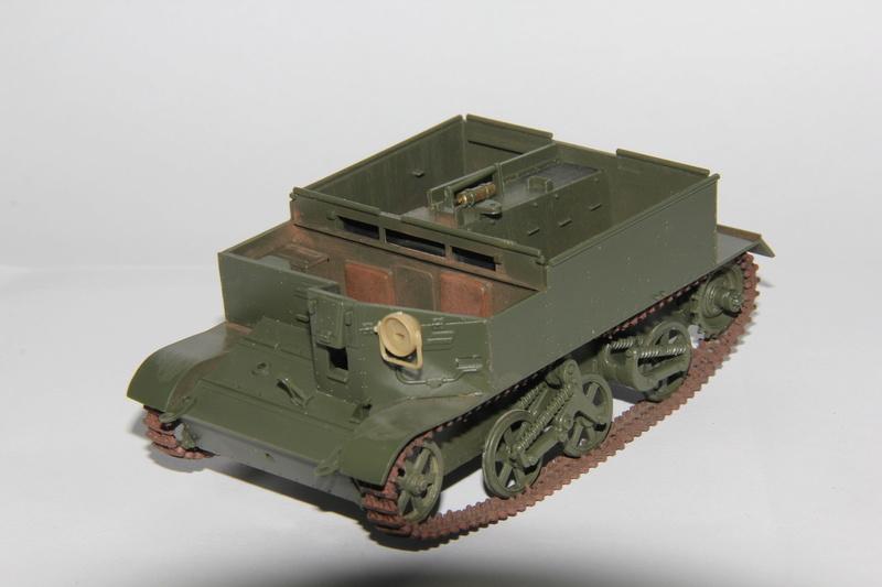 Universal Carrier - Tamiya 1/35 décalcomanies 00111