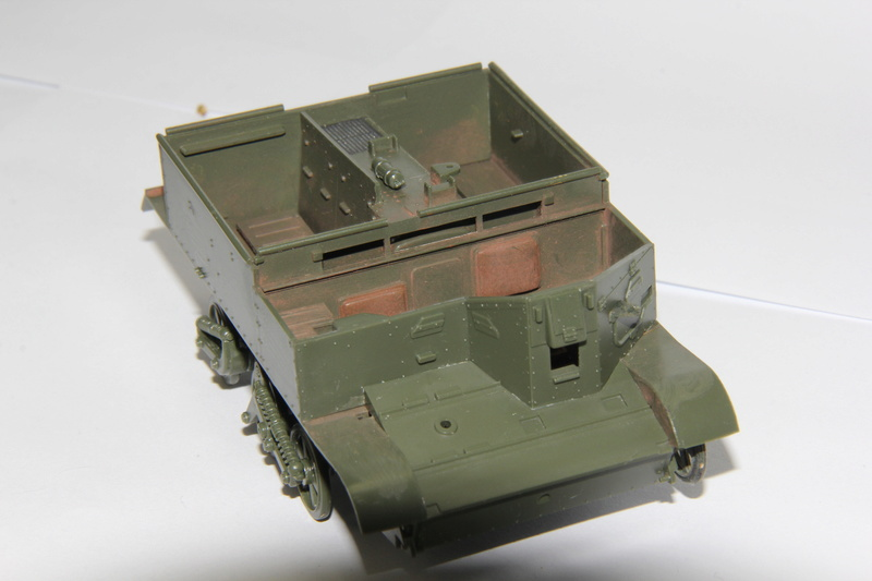 Universal Carrier - Tamiya 1/35 décalcomanies 00210