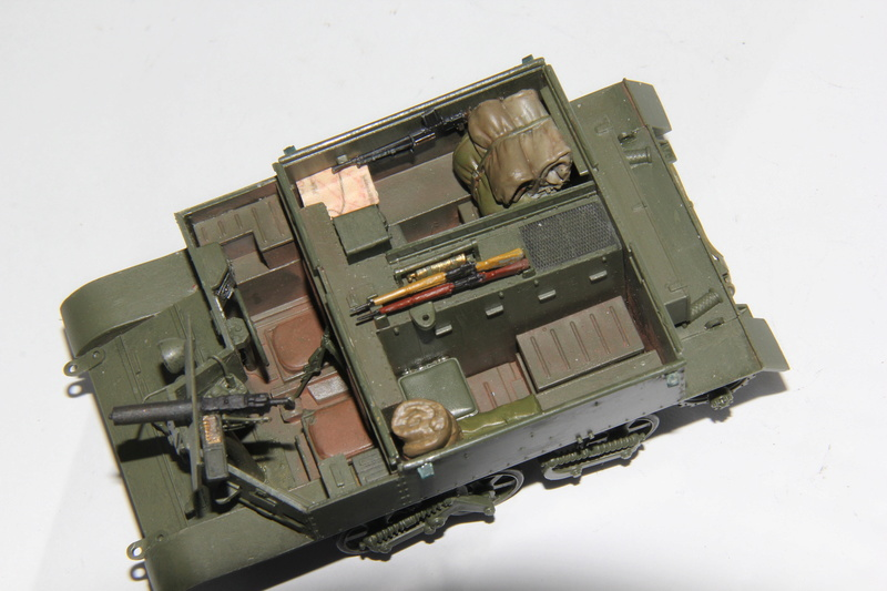 Universal Carrier - Tamiya 1/35 décalcomanies 00511