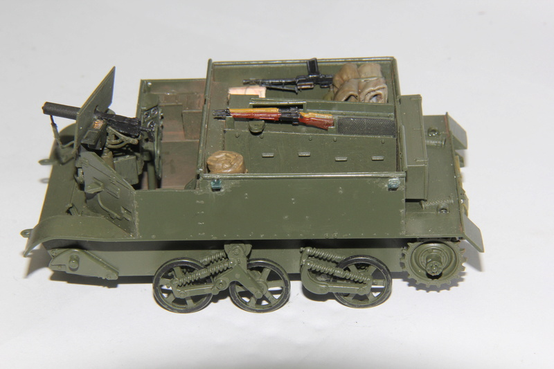 Universal Carrier - Tamiya 1/35 décalcomanies 00612