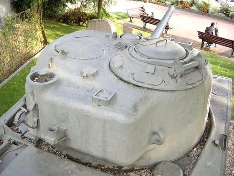 Sherman M4A1 late Italeri+scratch rénové High_b10