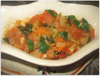 Sauce tomates & basilic.2.  18402910