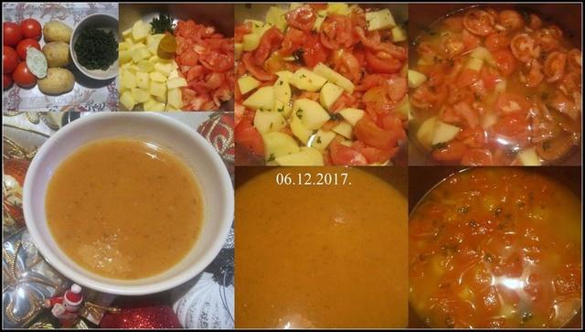 Soupe aux tomates. 24312710