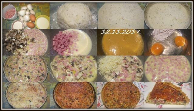 Tarte aux jambon/champignons.gratinés.  Tarte_10