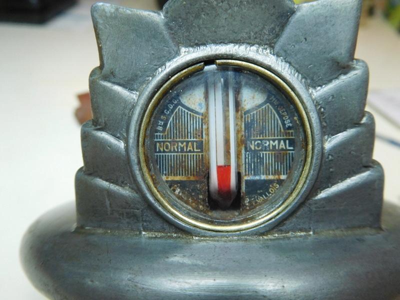Remplacement du verre de bouchon de radiateur Verre_12