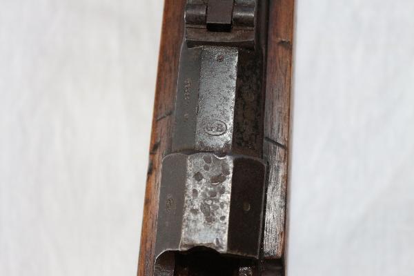 Mannlicher 1887 Tonner10