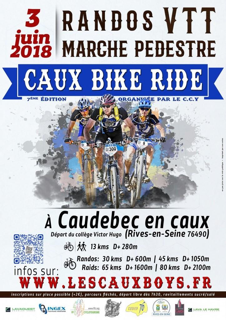 7eme CAUX BIKE RIDE le 03/06/2018 à Caudebec en Caux (76) Specim10
