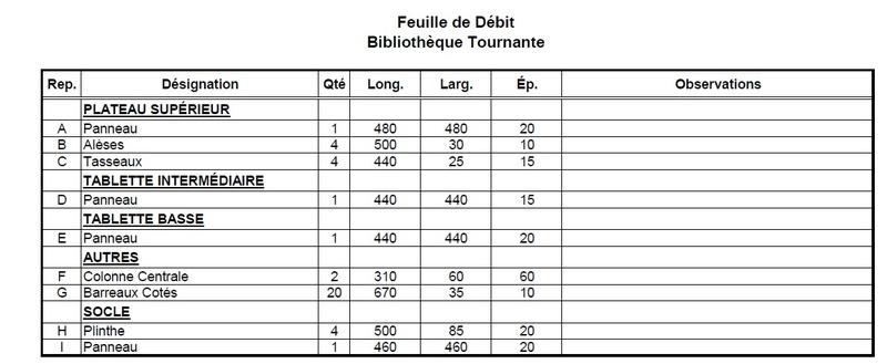 Bibliothèque Tournante Feuill10