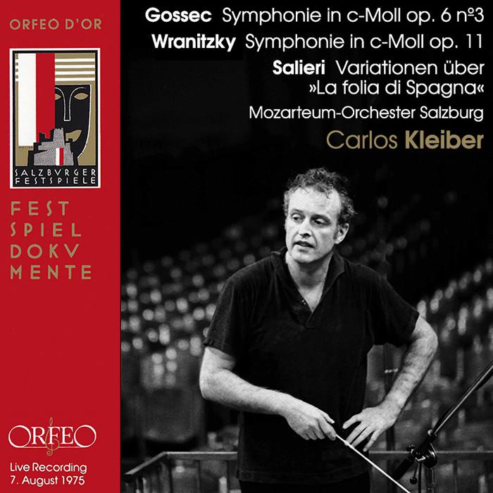 Carlos Kleiber : discographie et avis - Page 4 Gossec10