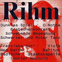Wolfgang Rihm (°1952) - Page 3 Rihm_d10
