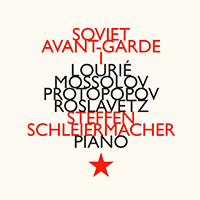 Nikolaï Roslavets et les futuristes russes - Page 5 Soviet10