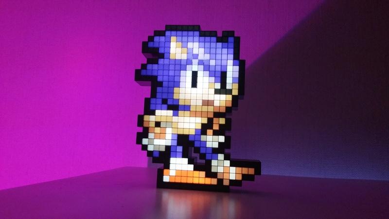 Pixels Pals : Figurines lumineuses 20180210