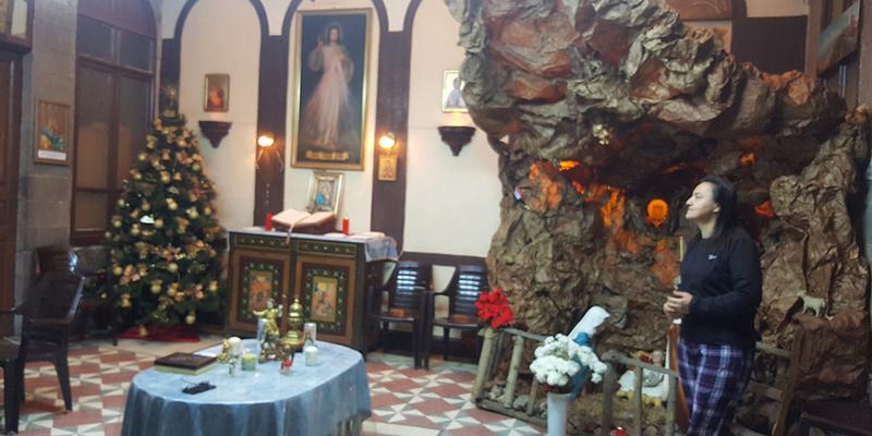 La Vierge de Soufanieh pour l'unité des chrétiens d'Orient et d'Occident. Web3-o10