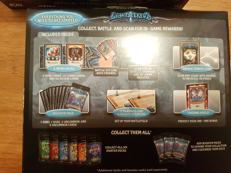 Play Fusion Lightseekers Intro Packs - Free 20180313