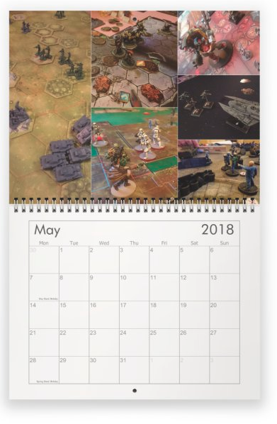 2018 SBGC Calendar May10