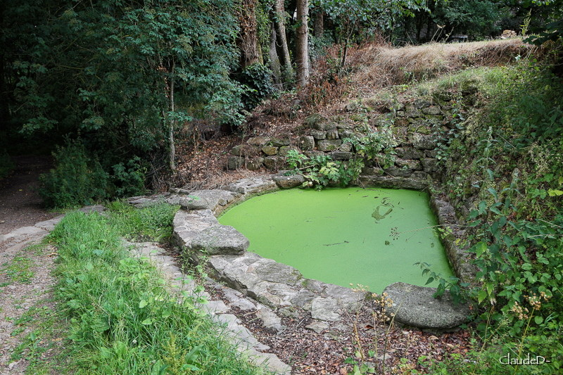 Des lavoirs, fontaines, bassins... Brechl10
