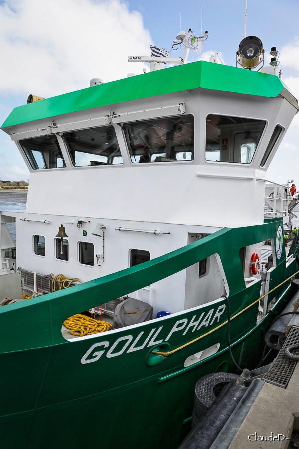 Navires de dessertes ou à passagers, bretons - Page 4 Goulph10