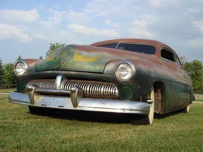 Mercury Sedan 49  00213
