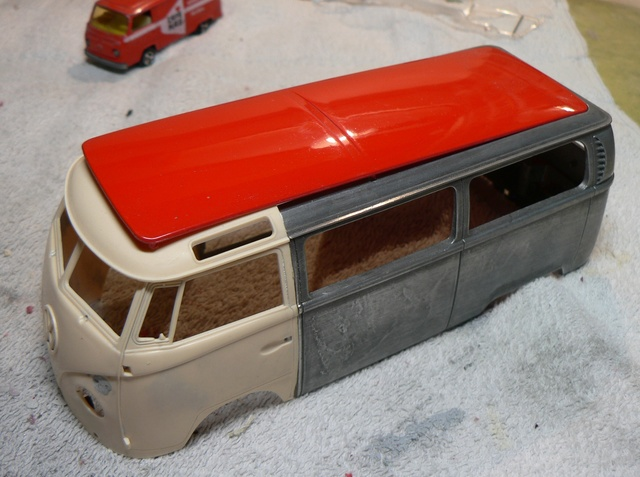 VW TYPE2 DELIVERY 01415