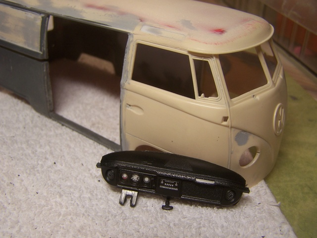 VW TYPE2 DELIVERY 02815
