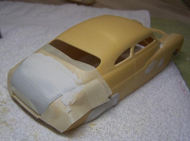 Mercury Sedan 49  05012